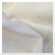 Hemp Organic Cotton FLEECY Natural - Knit fabric (0.25m)