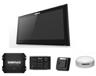 "Simrad NSO evo2 24"" Multi-Touch bundle"