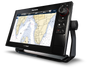 Raymarine es98 MFD with Clear Pulse Touch Screen Mapping