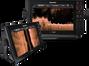 Raymarine eS98 MFD Dual Screen side image sonar