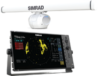 Simrad R3016 HALO™-6 kit is a specified Radar Control Unit with widescreen and HALO-6 Radar Pulse Compression. Kit comes with R3016 radar control unit, Halo pedestal includes 6 ft antenna, RI-12 interface, Interconnection cable 20m (66 ft), 1.8 m (6 ft) Ethernet cable.00-12200-001