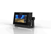 Simrad NSS7 evo3 7-inch display with GPS, sounder & Wi-Fi. Includes world basemap.