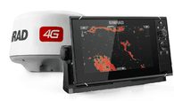 The Ultimate Package SIMRAD NSS9 evo3 Chartplotter Fishfinder GPS sounder & Wi-Fi. Includes Broadband 4G™ radar.