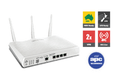 Draytek Vigor 2132ac Single WAN Broadband Router with 802.11ac WLAN