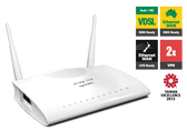 Draytek Vigor 2760Vn NBN Ready VDSL2 / ADSL2/2+ Router with 1 x Selectable Gigabit WAN, 802.11n WLAN & VoIP