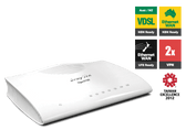 Draytek Vigor 2760 NBN Ready VDSL2 / ADSL2/2+ Router with 1 x Selectable Gigabit WAN, 4 x Gigabit LANs & 2 x VPN Tunnels