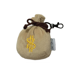 Money Bag Keychain