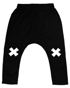 LXK X Patch Harem Drop Crotch