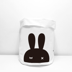 Fabric Storage Bag Bunny