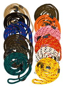 Slip leads: Sportsman range, assorted colours