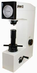 Phase II Analog Rockwell Hardness Tester model 900-331. Brystar Metrology Tools