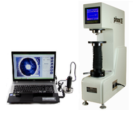 Phase II Digital Brinell Hardness Tester with Video Measuring System Bundle. Brystar Metrology Tools