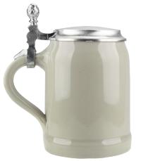 Half Liter Ceramic Beer Stein