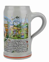 Wirtekrug Ceramic Beer Mug 2013