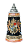 Bavaria Lion Crest Beer Stein
