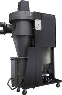 Laguna MDCPF22201 P Flux 2hp 220v Cyclone  peerless performance. Sporting standard black HEPA filtration