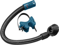 Bosch HDC400 1-1/8 In Hex Chiseling Dust Collection Attachment