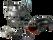 Garrett GTP38R PowerMax Ball Bearing Turbo