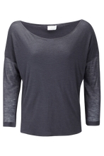 Breathe Top in Purple Rain | Wellicious at Fire and Shine | Womens Tops