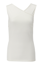 Serenity Top in Soft White | Wellicious at Fire and Shine | Women's Tops