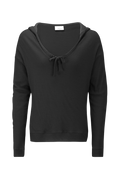 Ease Jumper Caviar Black | Wellicious at Fire and Shine | Jackets and Hoodies