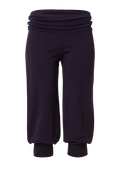 3/4 Yoga Pants in Deep Night Blue | Wellicious at Fire and Shine | Womens Pants