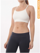 Sublime Crop in White | Nux at Fire and Shine | Womens Crops