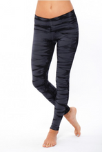 V Ankle Pant in Summit Black | Nux at Fire and Shine | Womens Leggings