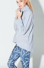 Arc Sweater Grey | Arcadia Movement at Fire and Shine  | Long-Sleeve Tops