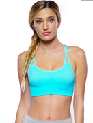 Strappy Bra Seasfoam   Nux at Fire and Shine   Womens Crops