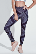 Vault Legging Midnight | Arcadia Movement at Fire and Shine | Womens Leggings