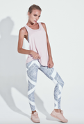 Soft Echo Tank Blush | Arcadia Movement at Fire and Shine | Womens Tanks