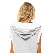 Lace Up Hoodie | First Base at Fire and Shine | Womens Hoodies