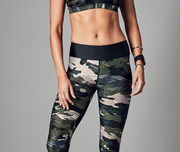 On Guard Leggings | Running Bare at Fire and Shine | Womens Leggings