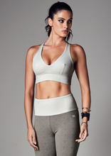Voga Fantastia Crop Top | Running Bare at Fire and Shine | Womens Crops