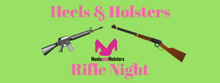 Heels & Holsters 8/29/18 at SHOOT STRAIGHT