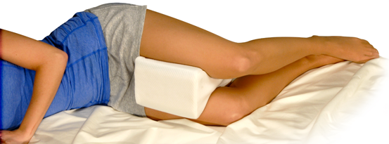 Leg Pillow Contour Leg Pillow is a