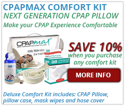 CPAP offer for Sleep Apnea