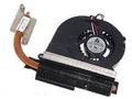 Samsung NP-RV515L Fan and Heatsink BA62-00613B