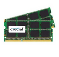 Crucial 8GB (2x4GB) 204-pin SODIMM DDR3 Memory Module Kit for Mac PC3-8500