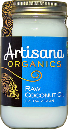 Artisana Raw Organic Coconut Oil