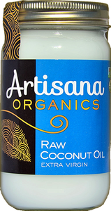 Artisana Raw Organic Coconut Oil - Sunburst Superfoods