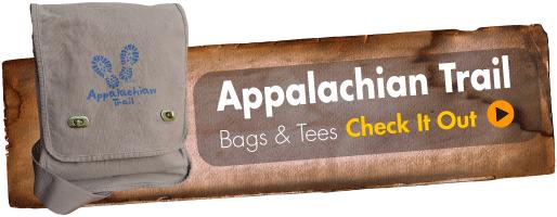 Appalachian Trail Bags and Tee Shirts