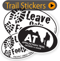 Appalachian Trail Stickers