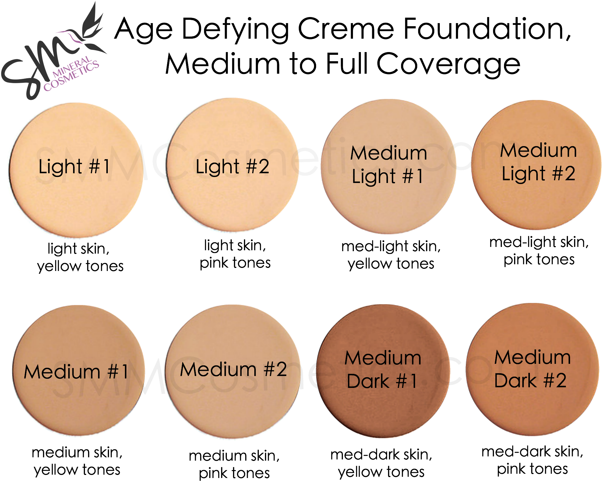 Skin tone chart foundation foundation and consealers ayucar hd image of skin tone chart foundation best loose mineral foundation powders nvjuhfo Gallery