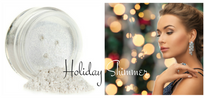 Holiday Party Body Bling - Fairybell Mineral Skin Shimmer