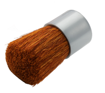"Itty Bitty Baby ""mini"" Kabuki Brush"