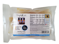 Last Minute Deal: Simple Girl Variety Salad Dressing - 9 Packets (3 Flavors) Diet Safe
