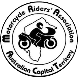 Motorcycle Riders Association ACT Australia