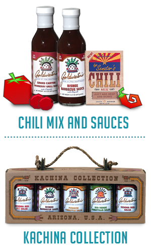 Gift Packs and Sauces